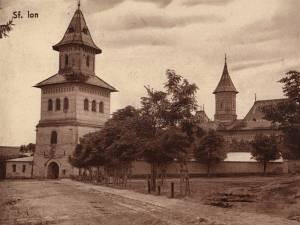 Mănăstirea Sfântul Ioan cel Nou, locul adunării din 22 noiembrie 1914