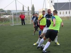 """Campionatul Judeţean de minifotbal """"Ambro"""" se apropie cu paşi repezi de final"""