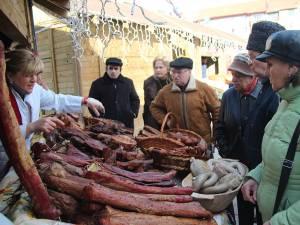 Pe 1 Decembrie 2014, va fi deschis Târgul de Crăciun cu produse tradiţionale de pe esplanada Casei de Cultură din Suceava