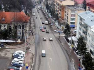 Artera principală a municipiului Suceava