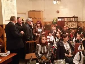 """Activitatea de bilanț din cadrul proiectului """"Bucovina unită prin limba şi tradiţiile ei"""""""
