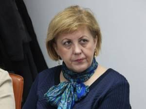 Angela Zarojanu, vicepreşedinte al Comisiei Judeţene de Egalitate de Şanse şi preşedinta Asociaţiei SEVA