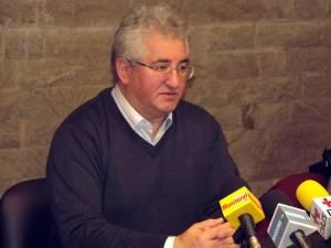 """Ion Lungu: """" Avem structurate proiecte integrate pentru toate cele 14 localităţi"""""""