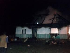 O mamă şi fiul ei de 3 ani au murit într-un groaznic incendiu