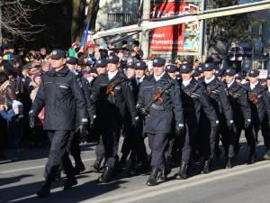 Parada militară va avea loc de la ora 12.00 până la ora 14.00, pe bulevardul Ana Ipătescu