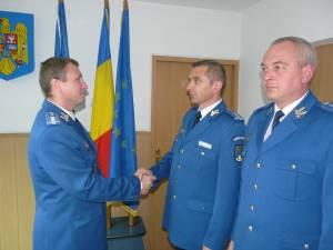 Avansări în grad la Jandarmeria Suceava cu prilejul Zilei de 1 Decembrie