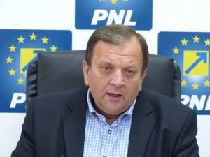 Secretarul general al PNL, senatorul de Suceava Gheorghe Flutur