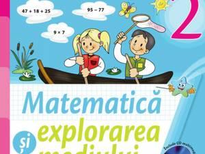 Aproape 6.000 de manuale de Comunicare în limba română și Matematică şi explorarea mediului au ajuns în depozitul Inspectoratului Şcolar Judeţean (IŞJ) Suceava
