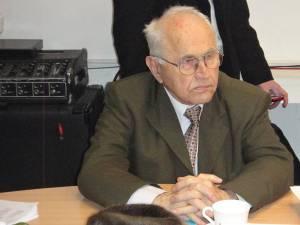 Profesorul Petru Bejinariu
