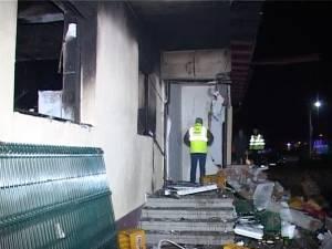 Două femei au murit, alte două au leziuni grave, după o explozie la un restaurant din Câmpulung Moldovenesc
