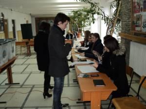 Cel mai mare interes pentru alegerile parlamentare din Republica Moldova, în cazul rezidenţilor moldoveni în Suceava, s-a manifestat în rândul studenţilor