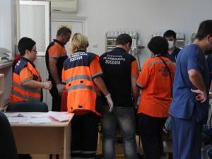 Fără întrerupere vor lucra şi angajaţii de la Unitatea de Primire a Urgenţelor de la Spitalul Judeţean de Urgenţă