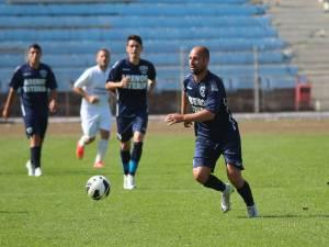 Mircea Negru şi-a trecut în cont nu mai puţin de patru goluri în partida de la Năvodari