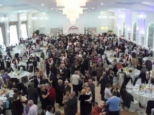 Revelionul Pensionarilor, eveniment organizat de opt ani de zile de Casa de Ajutor Reciproc a Pensionarilor (CARP) Suceava