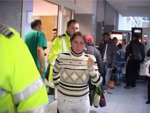 Acțiunea organizată de poliţiştii de la Prevenire la Shopping City Suceava