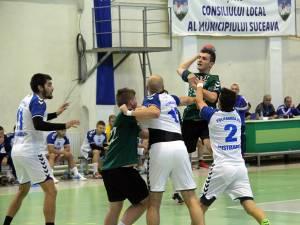 Echipa secundă a Universității Suceava a obținut a doua victorie din acest sezon