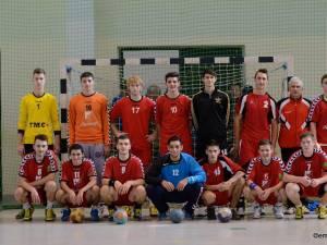 Echipa de handbal juniori I a LPS Suceava a bifat a șaptea victorie din opt meciuri diputate în acest sezon