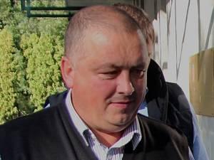 Nicolae Chiriac, primarul oraşului Broşteni