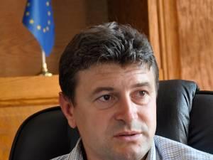 Primarul Cătălin Coman, inițiatorul proiectului de hotărâre