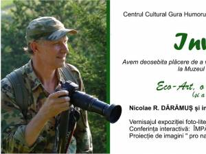 """""""Eco-Art, o radiografie a Naturii (şi a naturii umane...)"""""""