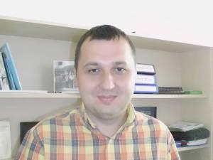 Cătălin Roibu, şef lucr. dr. ing. la Facultatea de Silvicultură