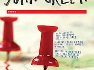 "John Green: ""Oraşe de hârtie"""