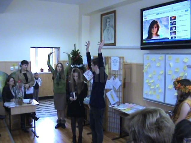 Aproape 70 de persoane au participat la cercul bibliotecarilor din județ