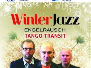 Trupa germană Tango Transit, la Universitatea din Suceava