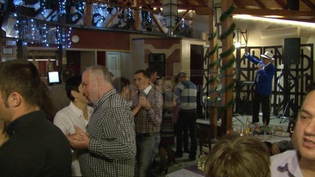 Cunoscutul interpret Ion Suruceanu s-a întors la sfârșitul săptămânii trecute în concert la restaurantul Vama Veche, din Șcheia