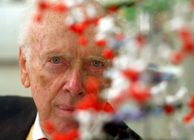 Medalia Nobel pentru descoperirea ADN-ului a fost vândută la licitaţie
