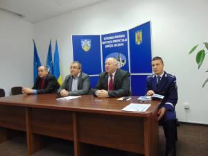 Ziua Internaţională Anticorupţie a fost marcată, ieri, la Suceava, printr-o întâlnire organizată la sediul Palatului Administrativ