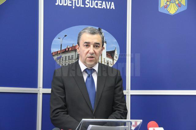 """Florin Sinescu: """"Livrarea pachetelor cu alimente se va face la centrele de distribuție ale primăriilor"""""""