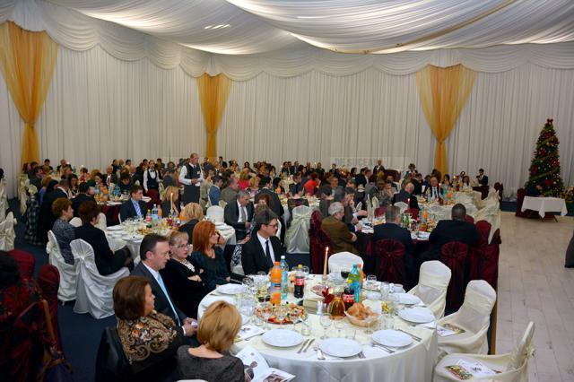 """Aproape 600 de invitaţi sunt aşteptaţi astăzi, 12 decembrie, la Gala """"Top 10 Suceveni"""", ediţia a III-a"""