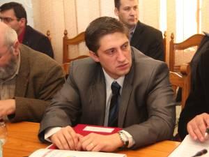 Consilierul judeţean Radu Pricope şi-a dat demisia