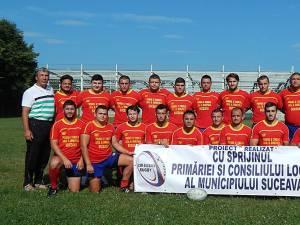 Echipa de seniori a CSM Suceava a reușit să păstreze continuitatea de 52 de ani a acestui sport la Suceava