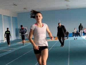 Cosmina Lupaşcu s-a impus în proba de 200 metri la juniori II