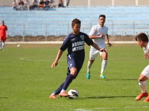 Andrei Cerlincă este în atenţia mai multor cluburi de Liga I, printre care şi Dinamo Bucureşti