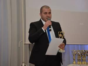 """Florin Haidamac, unul dintre laureaţii Galei """"Top 10 Suceveni"""", ediţia a III-a"""