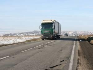 Drumarii susţin că vor plomba drumul european E85 Suceava - Siret