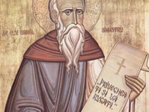 Astăzi este Sfântul Daniil Sihastrul
