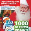 Sute de cadouri, oferite zilnic la Shopping City Suceava