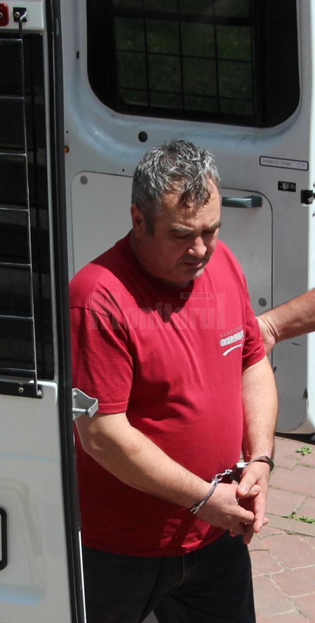 Rădăuţeanul Vasile Lavric, condamnat la 3 ani de închisoare cu suspendare
