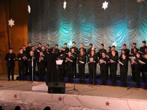 Corul Seminarului Teologic Mitropolitul Dosoftei Suceava