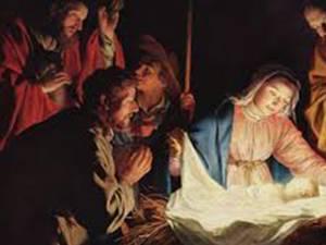 Şi a fost Iisus copil, fără leagăn, fără slavă...