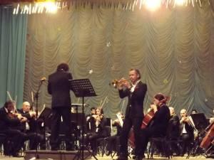 Concertul de Crăciun oferit de Filarmonica din Botoşani