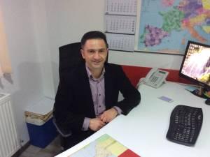 Florin Andronic a contribuit cu 60.500 de lei la achiziţionarea unei autoşenilate pentru intervenţii, împreună cu Fundaţia SMURD