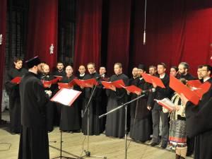 """Grupul psaltic """"Sfântul Ioan cel Nou"""", dirijat de pr. Dan Constantin Magdalena"""