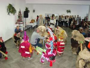 """""""Tradiţii şi obiceiuri de iarnă"""" la Colegiul Tehnic ,,Samuil Isopescu"""""""