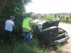 Accidentul s-a petrecut în iunie 2012, pe drumul judeţean dintre Clit şi Arbore, cele două victime fiind accidentate mortal în timp ce se odihneau la marginea drumului, sub un tei
