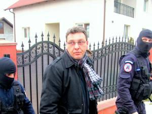 Comisarul-şef Cristian Macsim, şeful Serviciului de Informaţii şi Protecţie Internă (SIPI) Suceava